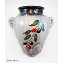 Pot mural maxi Olive Verte