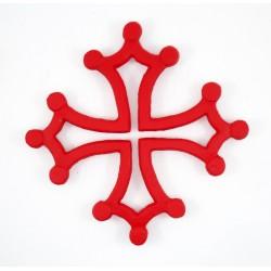 Dessous de plat Croix Occitane ajourée
