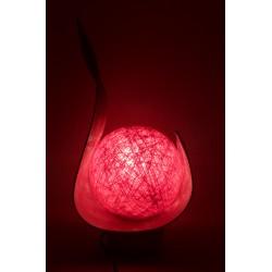 Lampe F1 BLANC