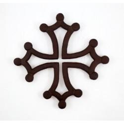 Dessous de plat Croix Occitane ajouré