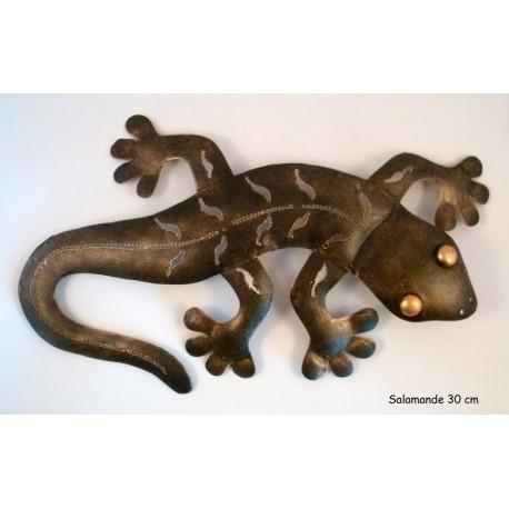 Salamandre metal 30 cm