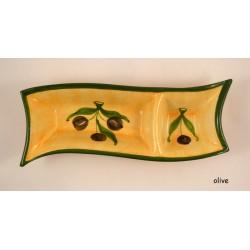 Plat olive pico