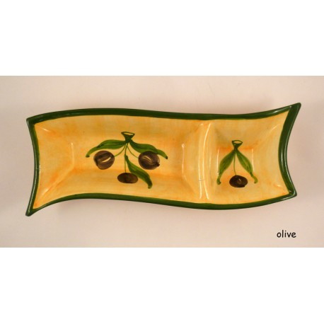 Plat olive pico Olive