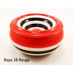 mini-cendrier-rayure-rouge