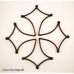 Croix occitane 35 cm