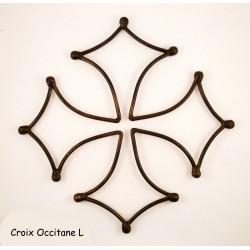 Croix occitane 50 cm