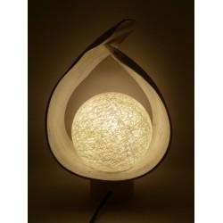 Lampe BAL rouge
