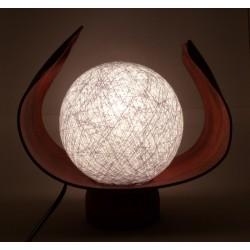 Lampe Plat bois