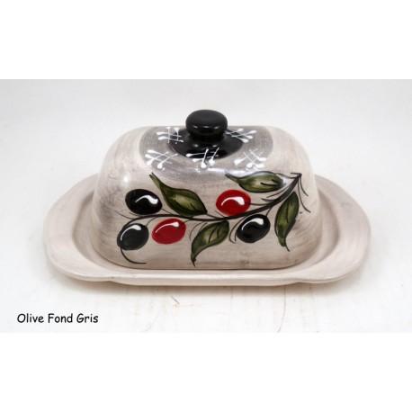 Beurrier Olive Gris