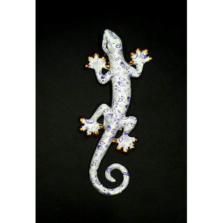 Salamandre décoration résine PM multicolor