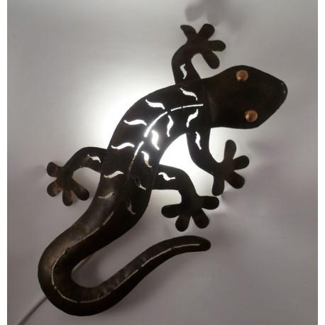 salamandre applique gd modele allumé