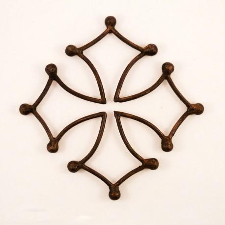Croix Occitane 20 cm