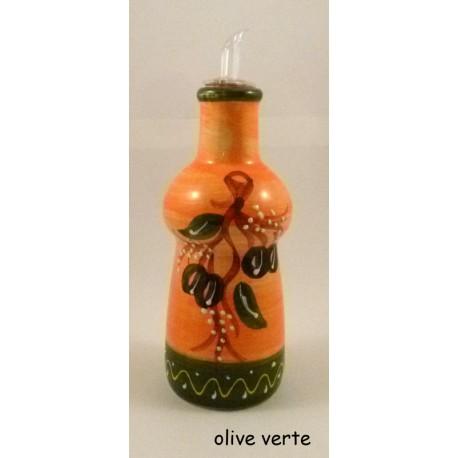 Huilier petit modele olive verte
