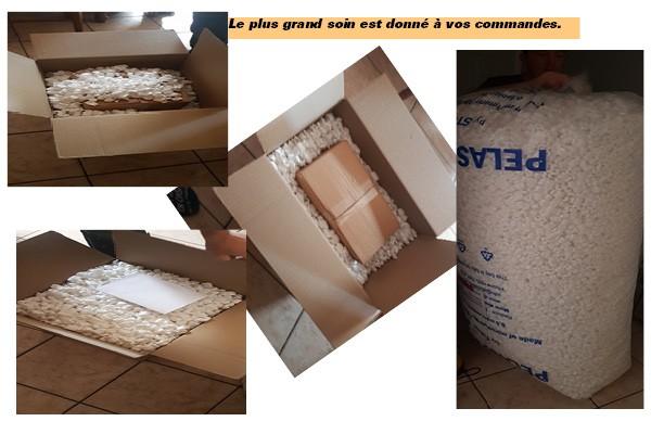 l'emballage idéal pour votre commande